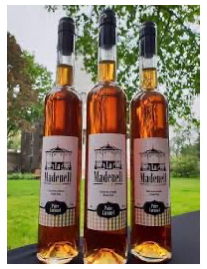 LA MADENELL 50cl (liqueur...