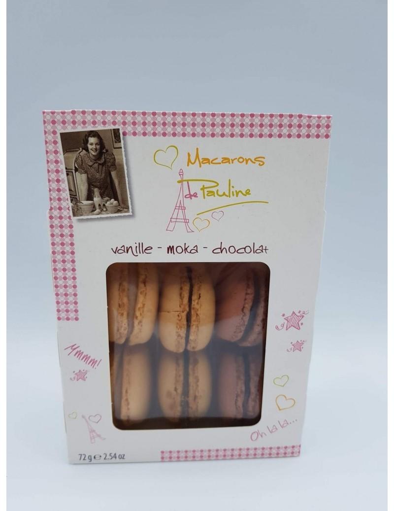 Macarons de Pauline...