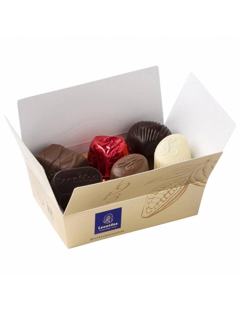 Mini-ballotin 7 chocolats