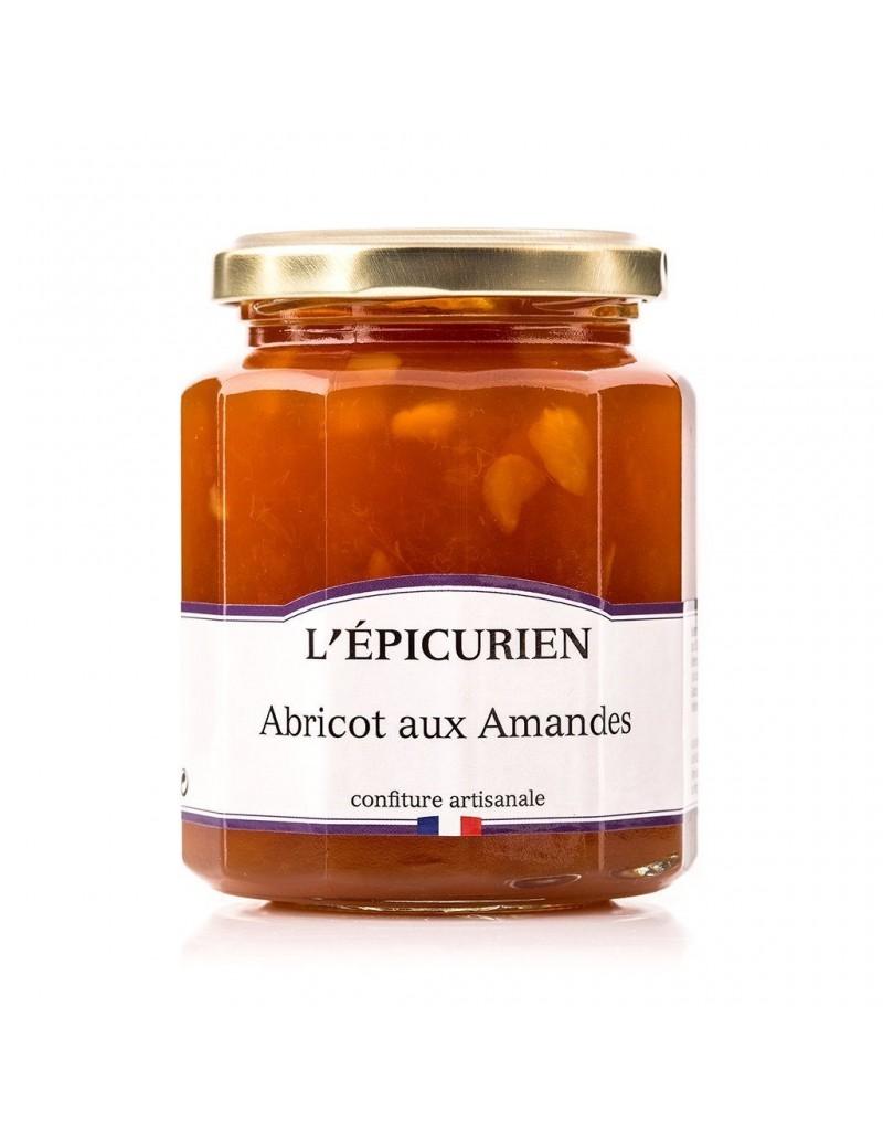 CONFITURE ABRICOT AMANDE...